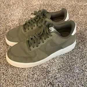 Olive Green Air Force one